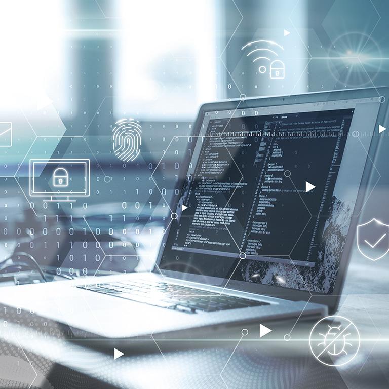 業務を効率化するシステムの導入